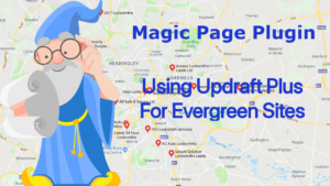 Magic Page Plugin Using Udraft Plus For Evergreen Sites