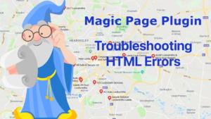 MPP Troubleshooting HTML errors