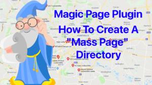 MPPHow To Create A Mass Page Directory