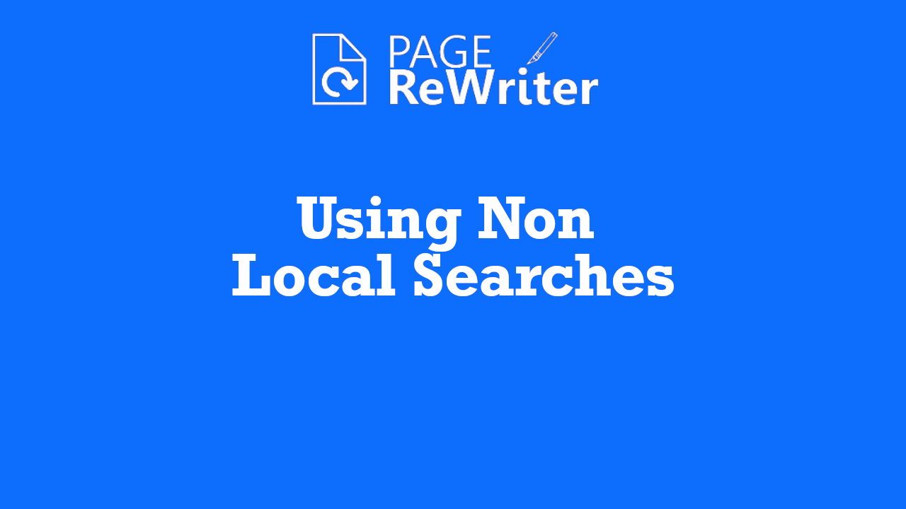 Page Rewriter Best SEO Content Generation Tool